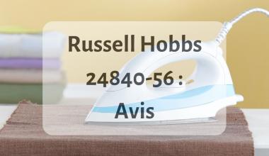 Où trouver un revendeur du Russell Hobbs 24840-56 ?