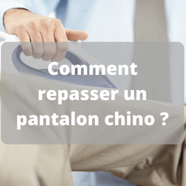 Où trouver le meilleur pantalon chino ?