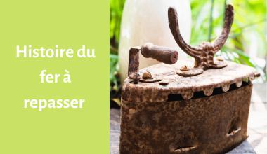 Où trouver les origines du fer à repasser ?